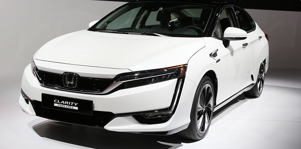 Honda Keeps Hydrogen Option Open For Driverless Cars