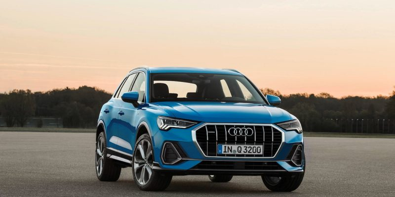 Audi Q3 Suv Boasts Adas Features Digital Instrument Cluster Tu Automotive