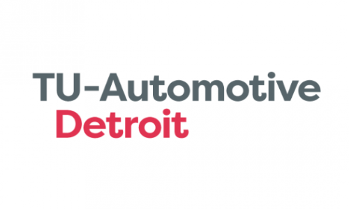 TU-Automotive Detroit logo