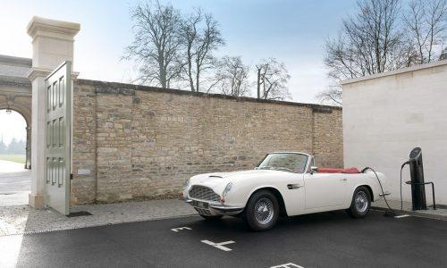 Aston Martin Rapide E Tu Automotive